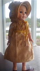Marilyn J. verified customer review of Country Girl 14.5 Doll Clothes Pattern