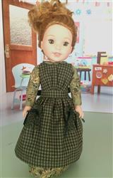 DEBRA HENRICKS verified customer review of Country Girl 14.5 Doll Clothes Pattern