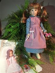 Wendy U. verified customer review of Country Girl 14.5 Doll Clothes Pattern