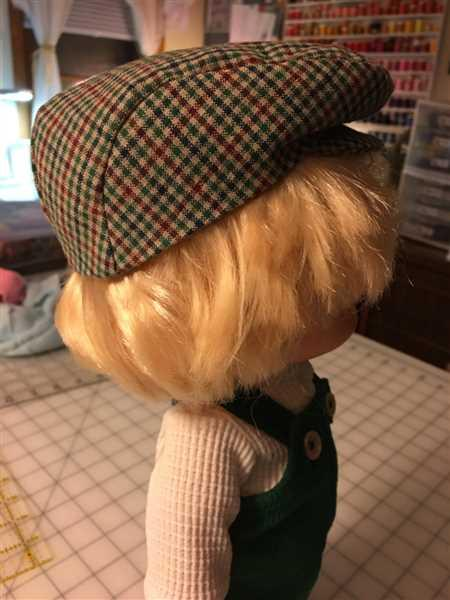 Pixie Faire Old School Flat Cap 18 Doll Accessories Review
