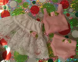 Gail C. verified customer review of Dainty Things 14.5 Doll Clothes Pattern