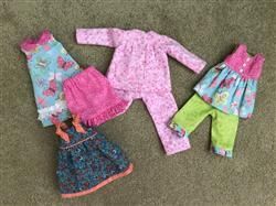 Ann E. verified customer review of Pinkie Dress 14.5 Doll Clothes Pattern