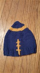 Christine J. verified customer review of Game Day Football Hat Knitting Pattern