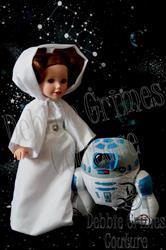 Debbie G. verified customer review of Galactic Princess Dress 18 Doll Clothes Pattern