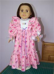 Joy S verified customer review of Ruffled Nightgown 18 Doll Clothes