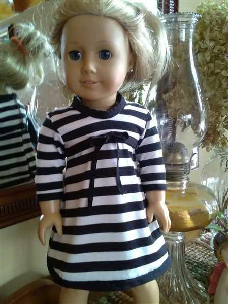 Cathy Fedorowich verified customer review of Tri-City Knit Dress 14-14.5 Doll Clothes Pattern