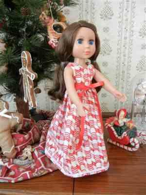 Jeanne Hertzog verified customer review of Princess Anya 14.5 Doll Clothes Pattern