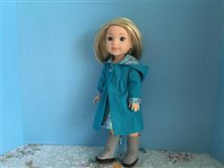 Darlene Petty verified customer review of Fog Chaser Coat 14-14.5 Doll Clothes Pattern