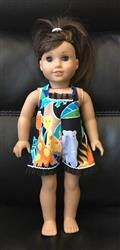 Marilyn M. verified customer review of HalterAlls for Dolls 15 Doll Clothes