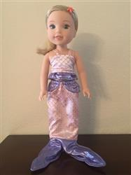 Pixie Faire A Mermaid Tale for 13-14.5 Dolls Review