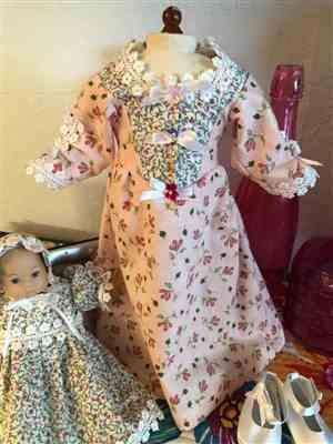 Margaret F. verified customer review of Betsy Ross Outfit Bundle 18 Doll Clothes