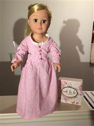 Laura verified customer review of Betsy Ross Outfit Bundle 18 Doll Clothes