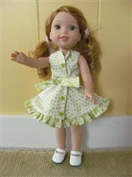 carol m. verified customer review of Topsy-Turvy 14.5 Doll Clothes Pattern
