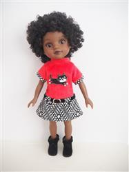 Linda L. verified customer review of Ella Rose Dress Pattern for 14-14.5 Inch Dolls