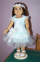 Joy S verified customer review of Flower Girl 18 Doll Clothes Pattern