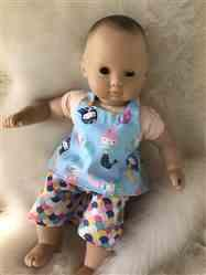 Heather  verified customer review of Boardwalk Boutique 15 Doll Clothes Pattern