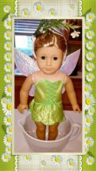 Stephanie Claussen verified customer review of Fairy Dress Up Machine Embroidery Designs