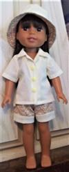 Nancy M. verified customer review of Alana 14-14.5 Doll Clothes Pattern
