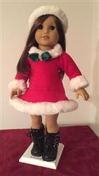 Barbara T. verified customer review of Snow Dancer 18 Doll Clothes Pattern