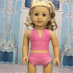 Jessica Hosch verified customer review of Oh So Pretty Bralette and Panties 18 Doll Clothes Pattern