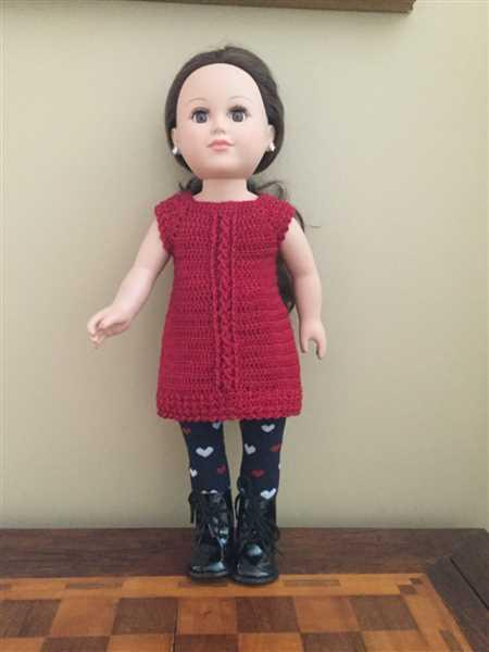 Helene Dahl verified customer review of Emry Dress Crochet Pattern