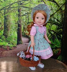 Pixie Faire Fairy Tale Fantasy 14-14.5 Doll Clothes Pattern Review