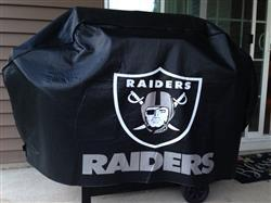 Fan Shop HQ Oakland Raiders Grill Cover Deluxe Review