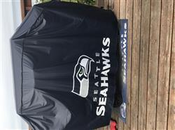 Fan Shop HQ Seattle Seahawks Grill Cover Economy Review