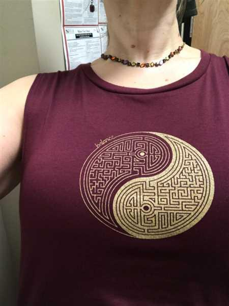 Maya Hollomon verified customer review of Balance Tank
