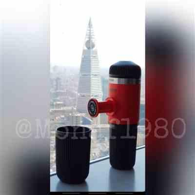 Monaf AlKattan verified customer review of NANOPRESSO BARISTA KIT