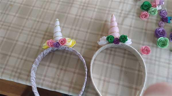 Pretty in Pink Supply 3 Felt Padded Unicorn Horn Review