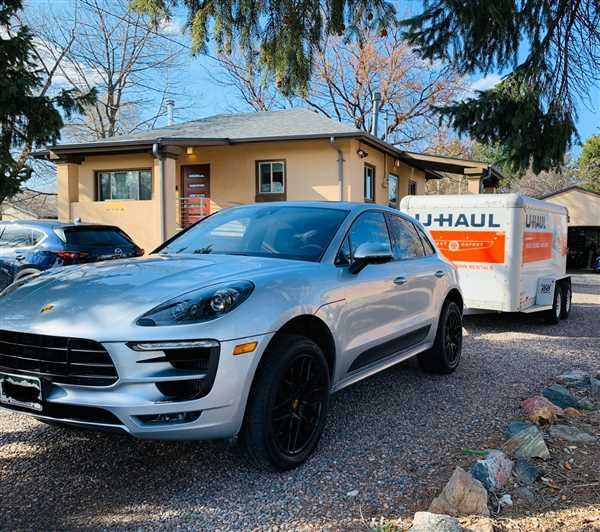 Alec Velazco verified customer review of Porsche Macan GTS (2014 - 2018)