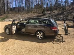 Todd B. verified customer review of Mercedes E-Class Wagon (W212) (2010 - 2016)