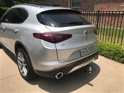 John T. verified customer review of Alfa Romeo Stelvio (2016 - Present)