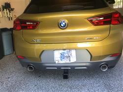 Anonymous verified customer review of BMW X2 (F39) 2018 - Present