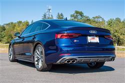 Nick J. verified customer review of Audi S5 (2018 - Present)