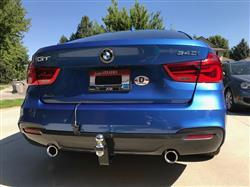 Anonymous verified customer review of BMW 3 Series GT (F34) 2013 - Present
