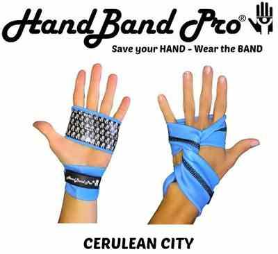 Martha Bronitsky verified customer review of HandBand Pro® ORIGINAL Grips