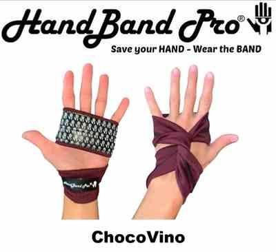 Alberta Sarduy verified customer review of HandBand Pro® ORIGINAL Grips