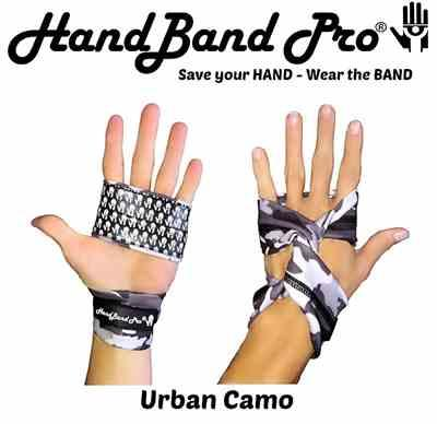 Rob Stoll verified customer review of HandBand Pro® ORIGINAL Grips