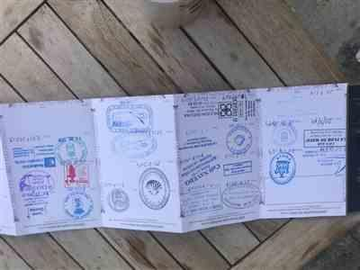 Anonymous verified customer review of Official Camino Passport (Credential)