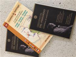 Emilia H. verified customer review of 2020 edition: Maps Only Guide to the Camino Francés