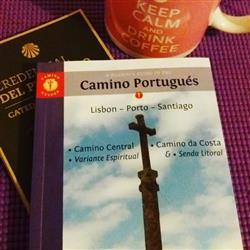 jonna l. verified customer review of 2020 edition: A Pilgrim's Guide to the Camino Portugués: Lisbon - Porto - Santiago (W/FREE Passport)