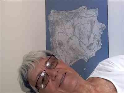 Hilda Moll verified customer review of Wise Pilgrim: The Big Map of the Caminos de Santiago in Spain and Portugal