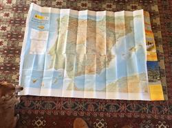 Prentiss R. verified customer review of Camino de Santiago Map (1:1.250.000)