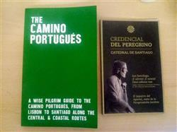 Andy H. verified customer review of 2020 edition: A Camino Portugués Guide (W/FREE Passport)