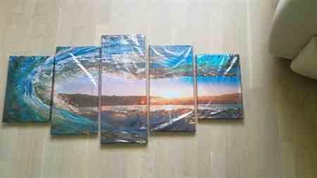 Canvasist Waves Canvas Set Review