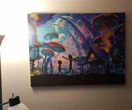 Canvasist Shroom World Adventures Canvas Set Review