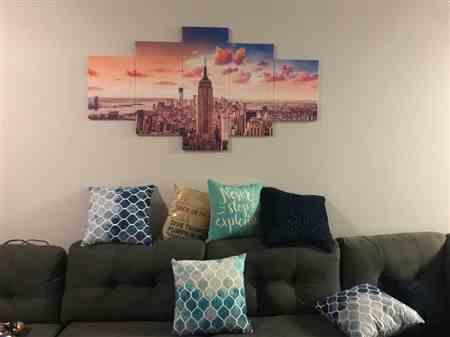 Canvasist New York Skyscrapers Canvas Set Review