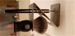 Tim C. verified customer review of Dovo Zorro Contemporary Brush & Razor Stand